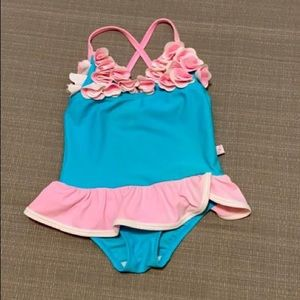 FLOATiMiNi Girl's one-piece swimsuit